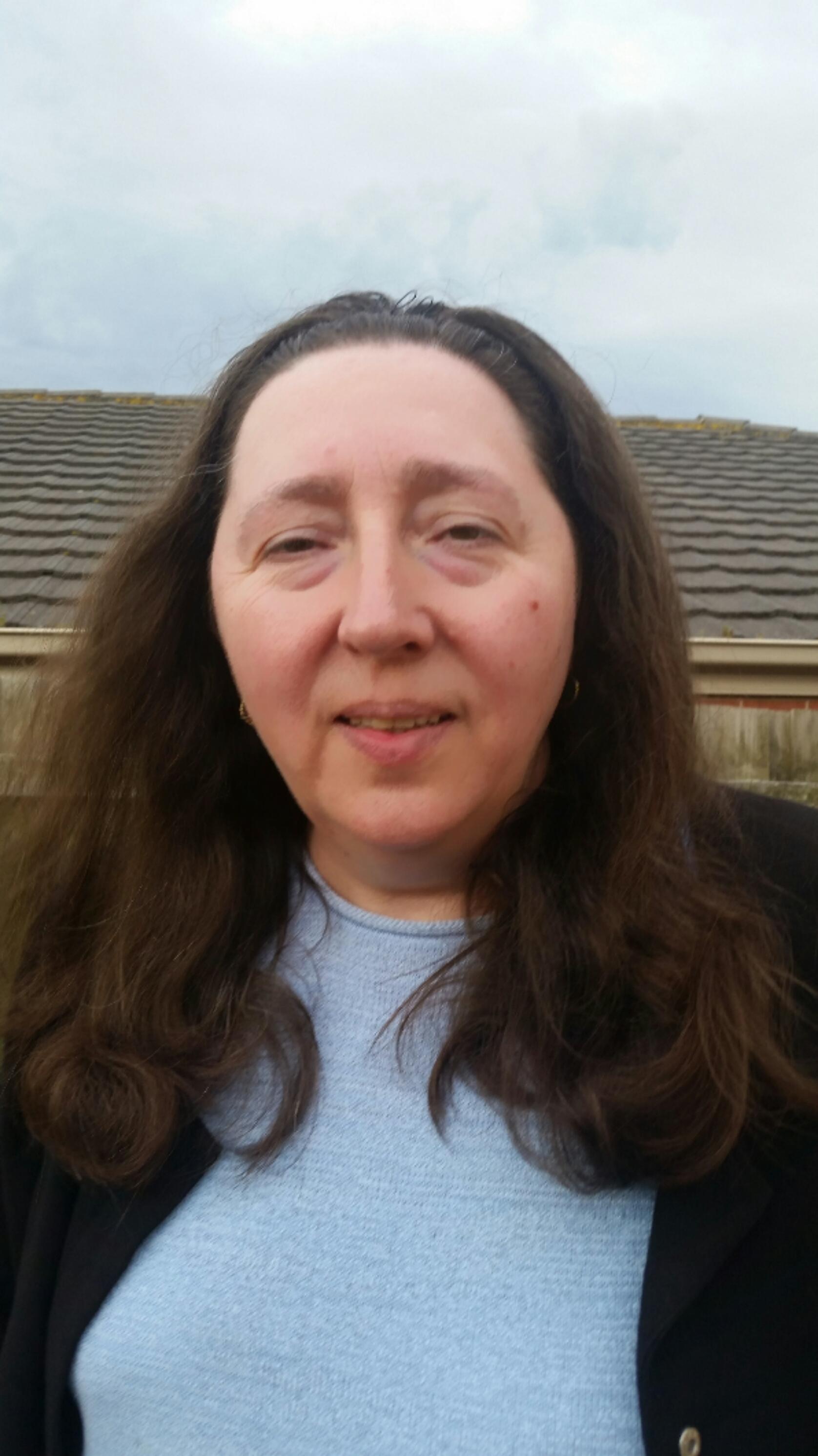 Photo of Heidi Thorpe
